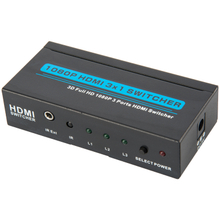 HDMI1.3 3x1 Switcher