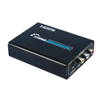 HDMI TO AV/S-VIDEO T-618A
